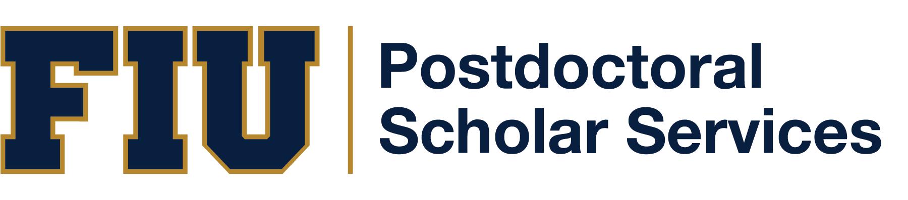 FIU Postdoctoral Scholar Services